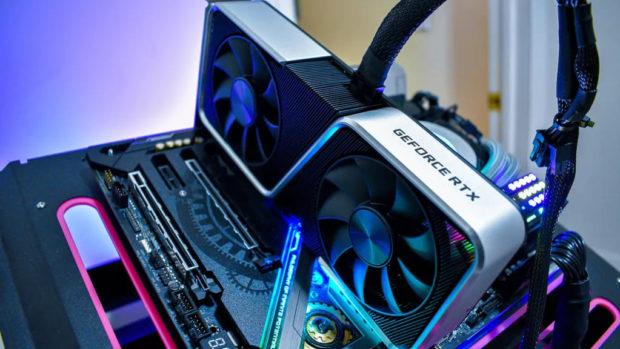 Видеокарта Nvidia GeForce RTX