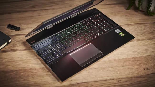 Игровой ноутбук HP Omen 15 (2020)