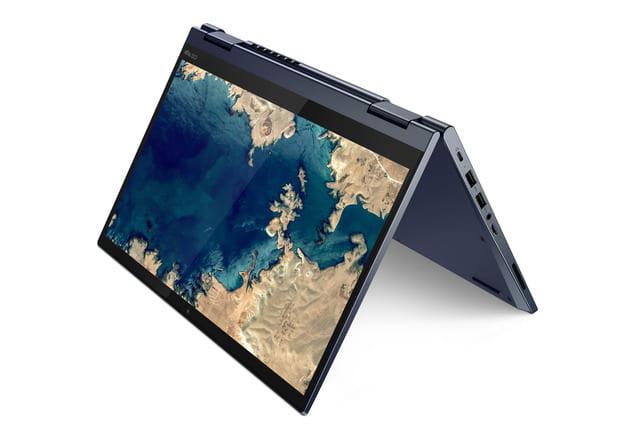 Учебный ноутбук Lenovo ThinkPad C13 Yoga