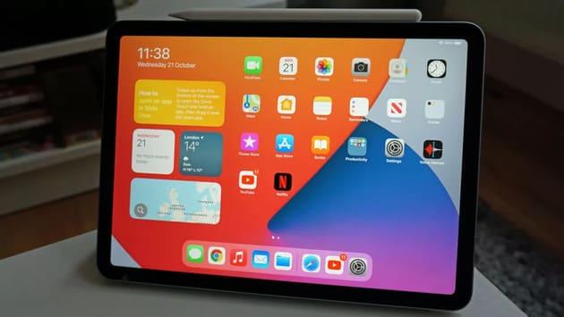 Доступный планшет iPad Air 4