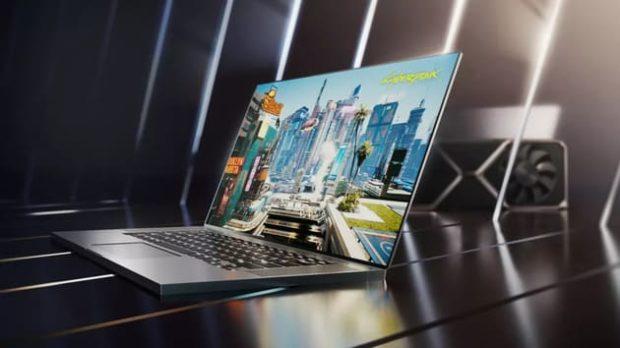 Игровые ноутбуки с RTX 3000