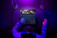 Лучшие игровые ноутбуки CES 2021