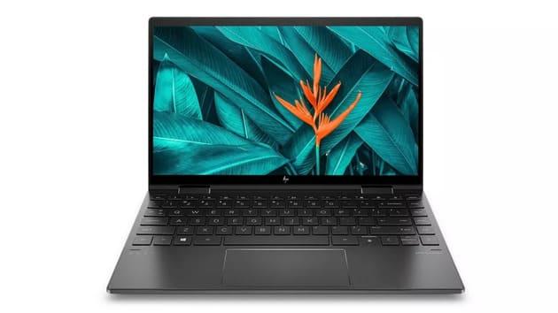 Лучший бюджетный ноутбук - HP Envy x360 13 (2020)