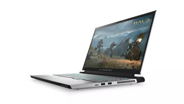 Лучший игровой ноутбук Alienware m17 R4 (2021)