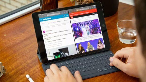 Новый iPad 2021 года