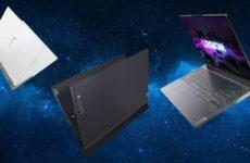 Ноутбуки Lenovo Legion 2021 года
