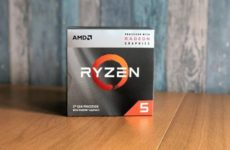 Обзор AMD Ryzen 5 3400G (Box)