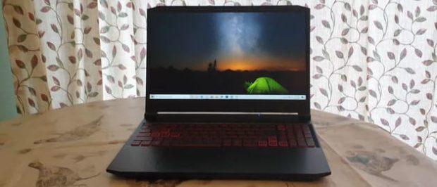 Обзор Acer Nitro 5 (2021)
