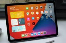 Обзор iPad Air 4