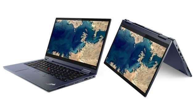 Хромбук Lenovo ThinkPad C13 Yoga