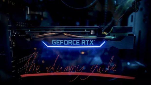 Видеокарты RTX 30 для ноутбуков