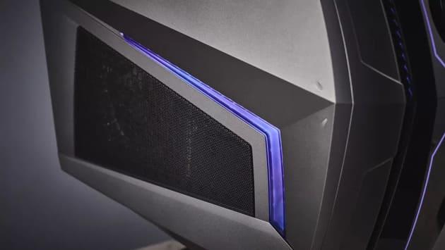 Дизайн MSI MEG Aegis Ti5