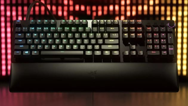 Клавиатура Razer Huntsman v2 Analog