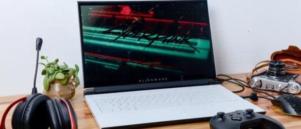 Обзор Alienware m17 R4