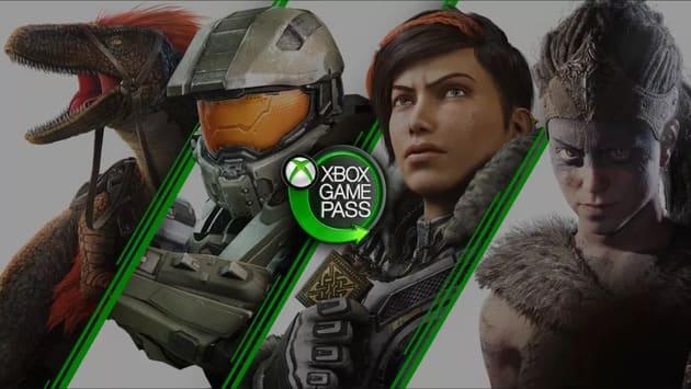 Подписка на Microsoft Game Pass
