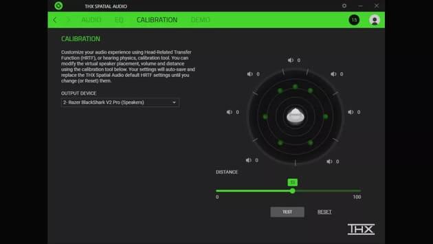 Приложение THX Spatial Audio