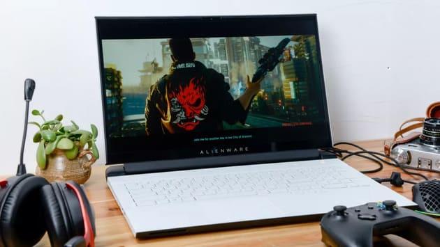 Alienware m17 R4 (RTX 3080)