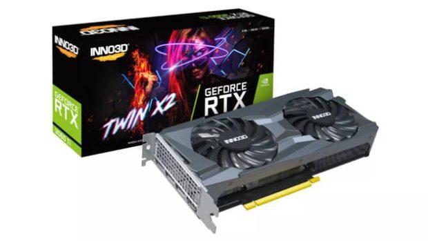 Inno3D RTX 3060 Ti Twin X2
