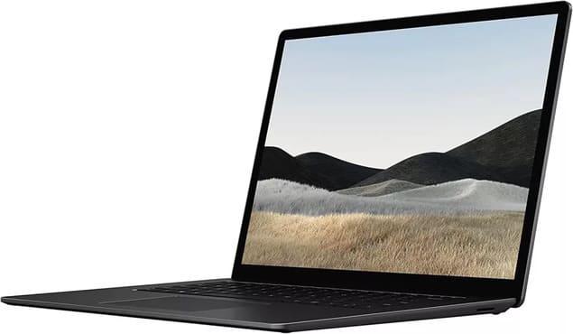 Microsoft Surface Laptop 4 для работы