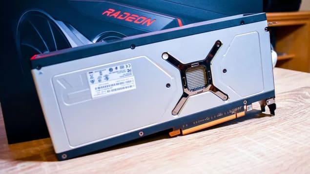 Видеокарта AMD Radeon RX 6800 XT