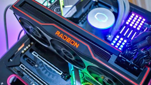 Видеокарта AMD Radeon RX 6800