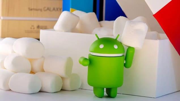 Новое обновление Android
