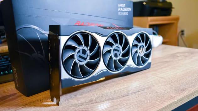 Новый AMD Radeon RX 6800