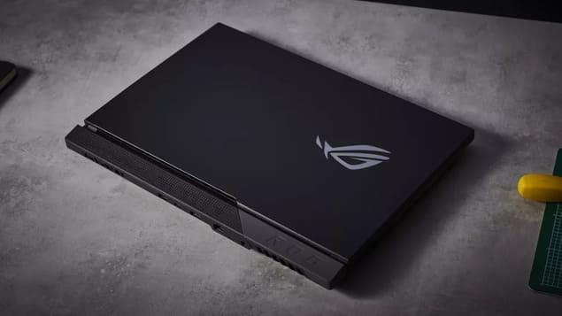 Новый Asus ROG Strix SCAR 17 G733