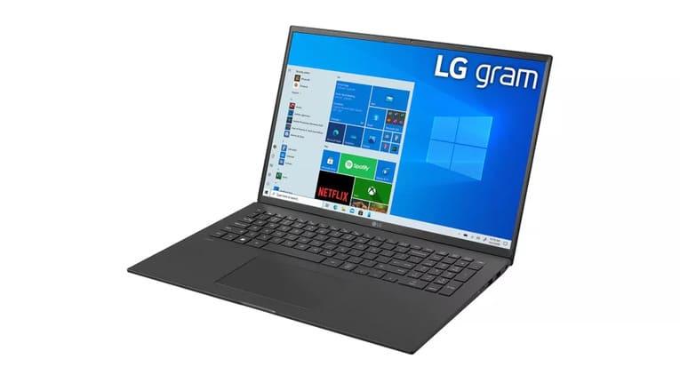 Ноутбук LG Gram 17 (2021)
