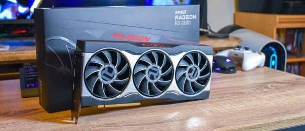 Обзор AMD Radeon RX 6800