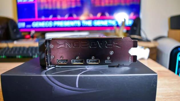 Щит AMD Radeon RX 6800