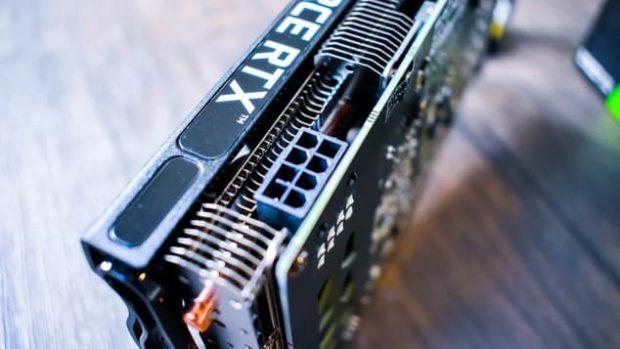 8-контактный разъем Nvidia GeForce RTX 3060