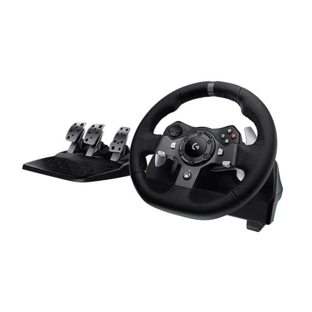 Игровой руль Logitech G290