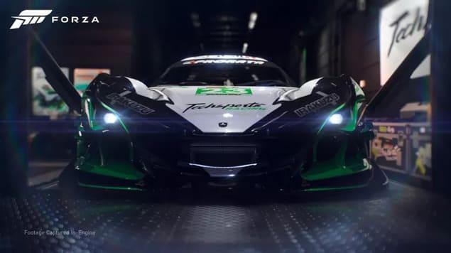 Кадры из Forza Motorsport