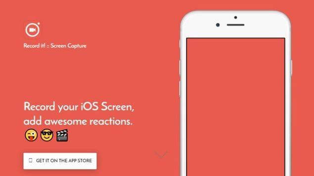 Лучшее приложение записи экрана для iOS - Record It!