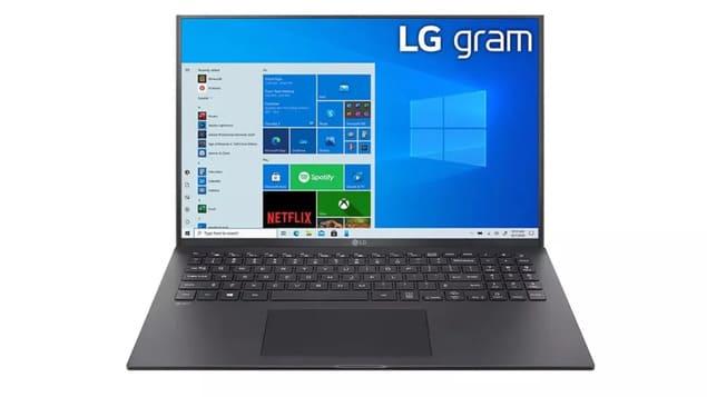 Лучший ноутбук для работы - LG Gram 17 (2021)