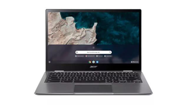 Лучший хромбук Acer Chromebook Spin 513