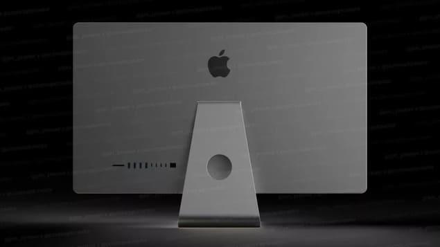 Новый дизайн моноблоков iMac (2021)