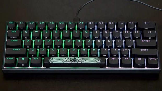 Обзор Corsair K65 Mini Keyboard