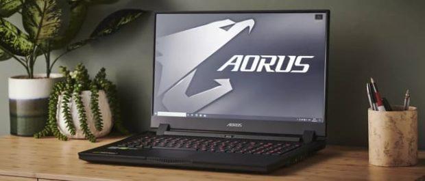 Обзор Gigabyte Aorus 17G (2021)
