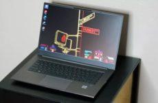 Обзор HP ZBook Studio G7