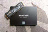 Обзор Samsung 870 Evo