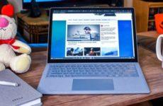 Обзор Surface Laptop 4