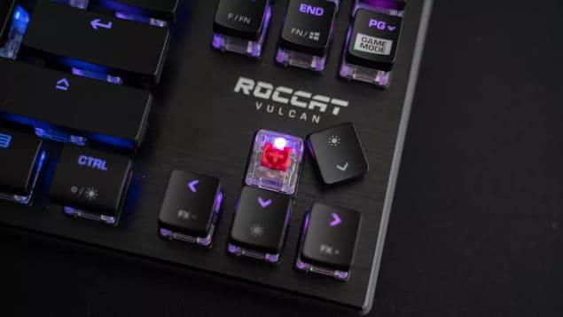 Оптические переключатели Roccat Vulcan TKL Pro