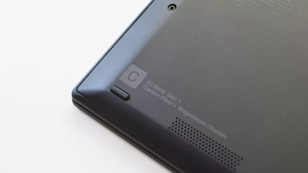 Основание Lenovo ThinkPad X1 Nano