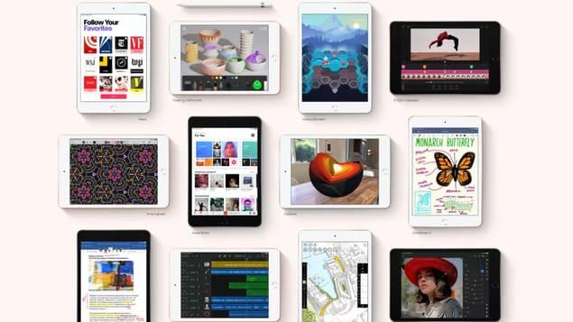 Планшеты iPad Mini