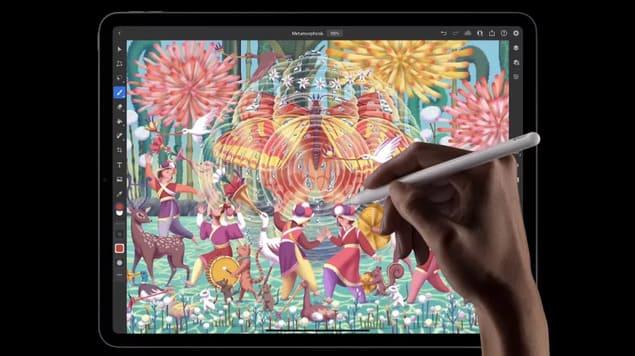 Планшет iPad Pro (2021)