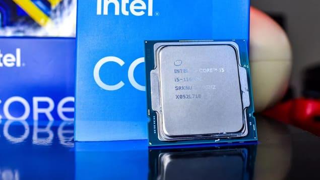 Процессор Intel Core i5-11600K