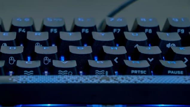 Разметка функциональных клавиш K65 Mini