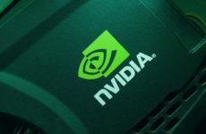 Nvidia - Логотип на видеокарте
